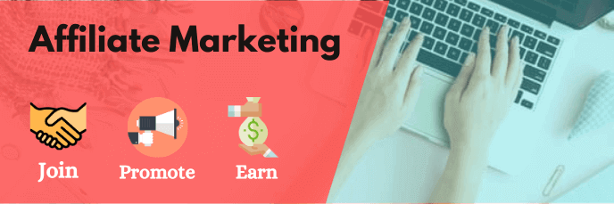 Affiliate marketing-make money from website traffic