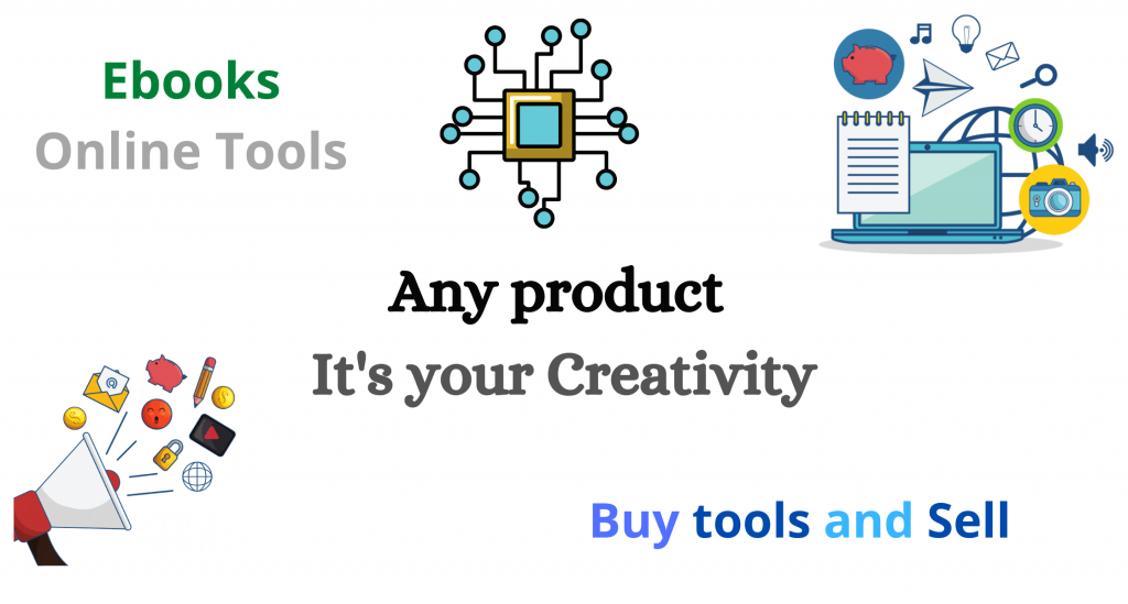 Sell digital products and earn money