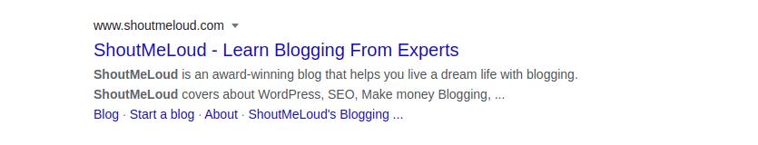 blog description example 4