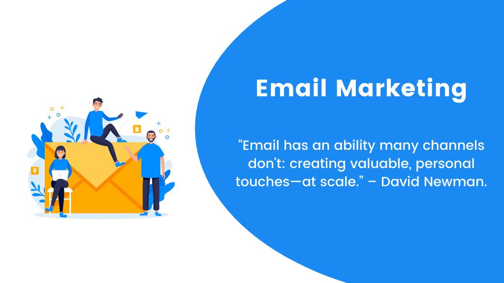 make money through email marketing